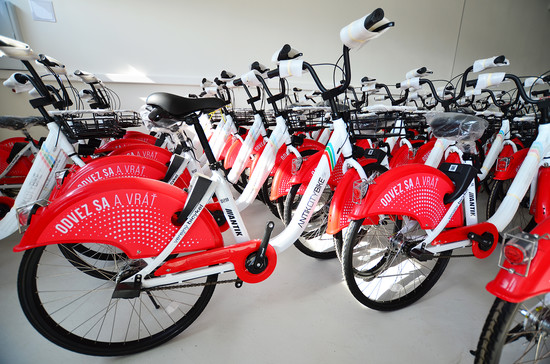 V Košiciach pribudne od mája bikesharing