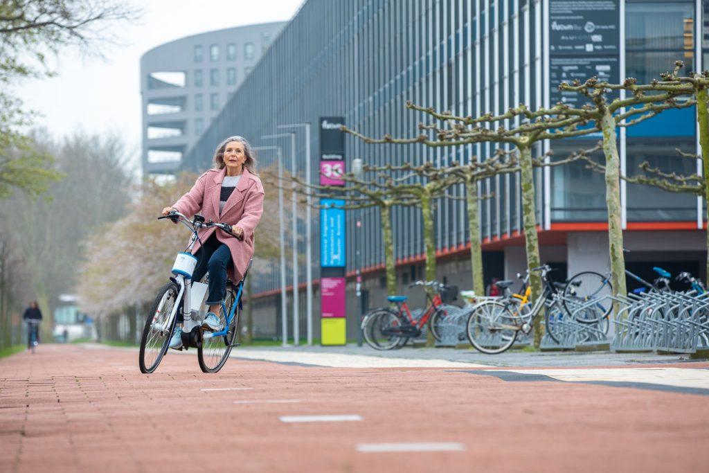 Inteligentný bicykel z Holandska