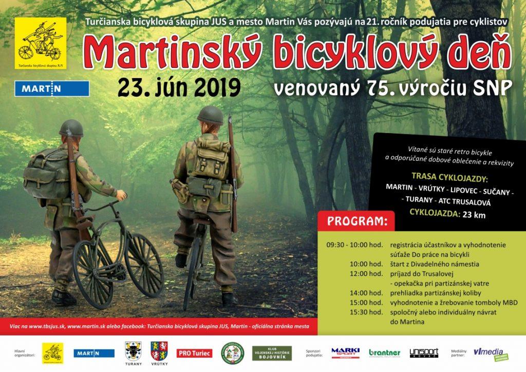 Martinský bicyklový deň