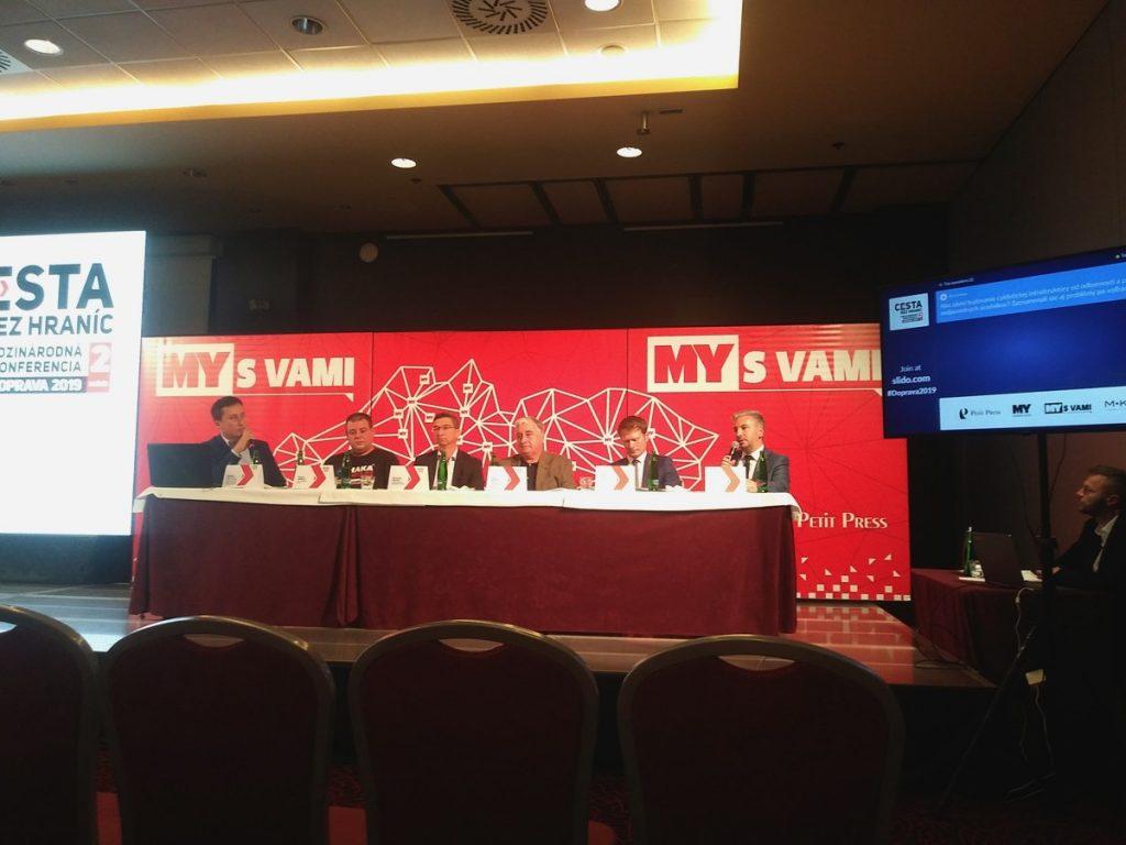 Na konferencii Doprava 2019 sa hovorilo aj o cyklistike