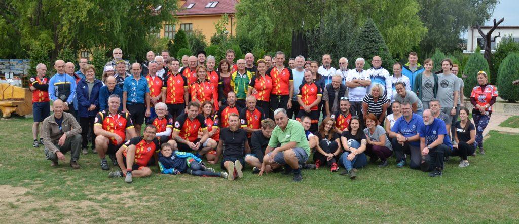 Oslava 25. výročia Slovenského cykloklubu