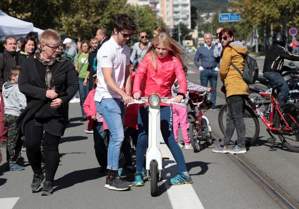 Európsky týždeň mobility v Košiciach