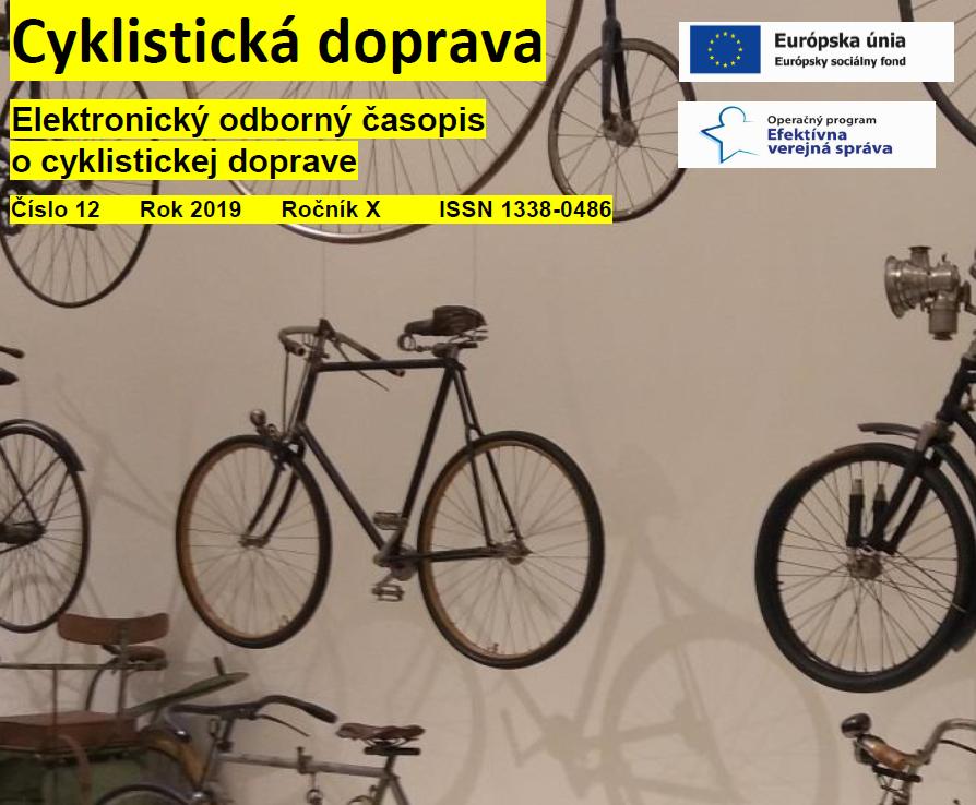 Predvianočné číslo Cyklistickej dopravy