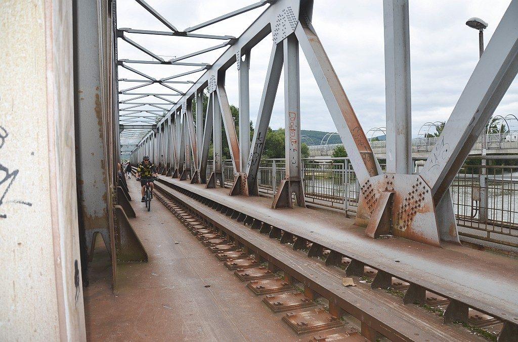 Trenčianske mosty z hľadiska bicyklovania