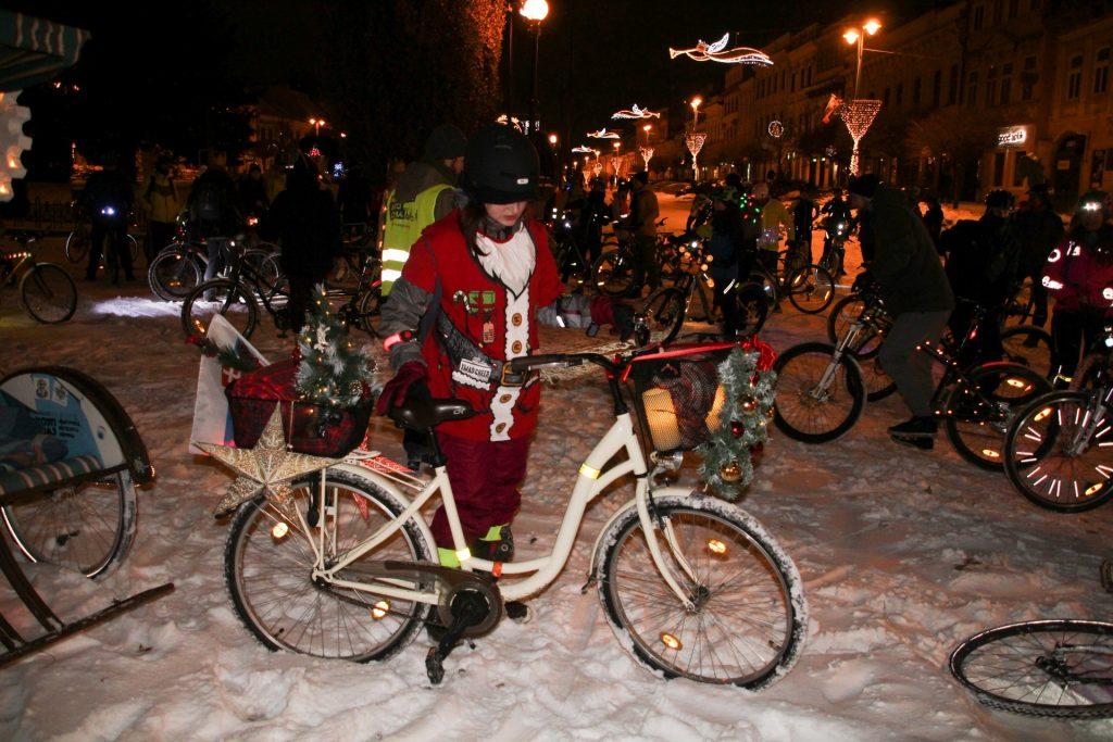Ako bicyklovať v zime? V Prešove si to môžete vyskúšať.