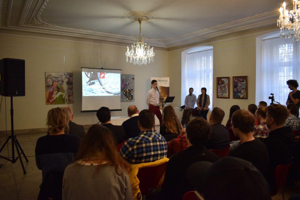 V Bratislave sa hovorilo o bicykovaní v Nórsku
