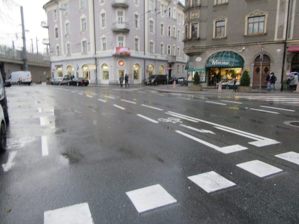 Cyklodoprava v Salzburgu