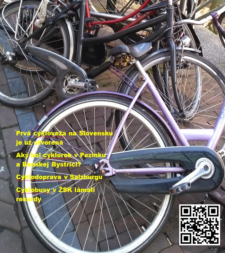 Januárové číslo Cyklistickej dopravy 2020