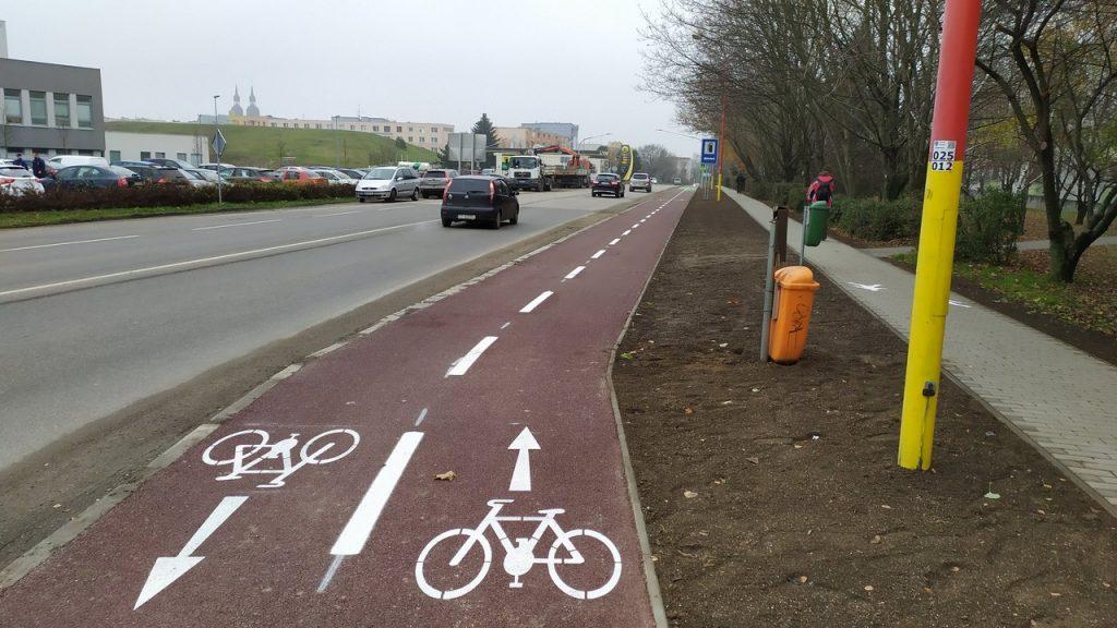 Trnava aj v roku 2019 zlepšovala podmienky pre cyklistov.