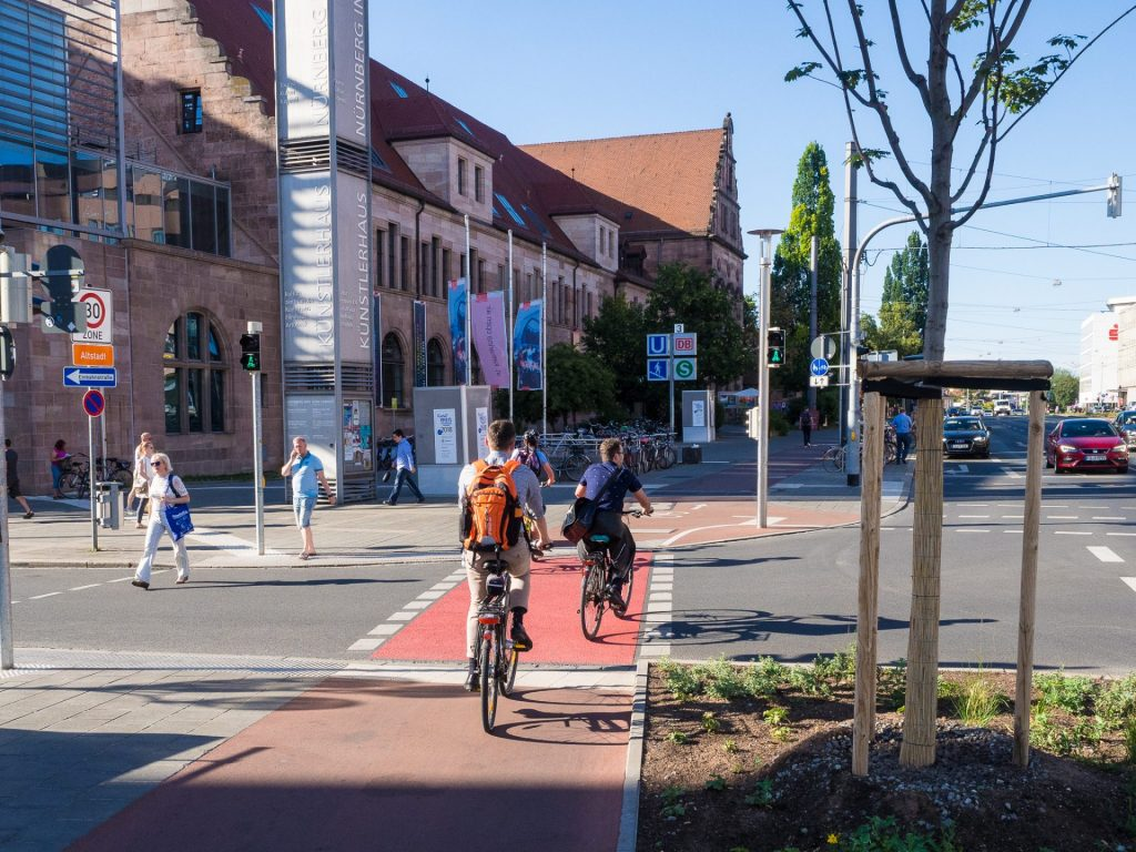 Nová procyklistická legislatíva v Nemecku