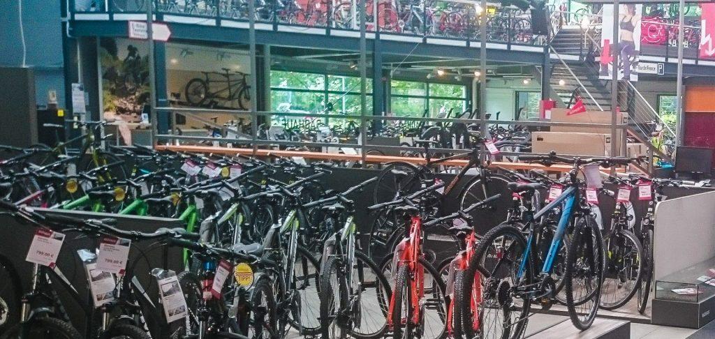 COVID-19 a predaj bicyklov