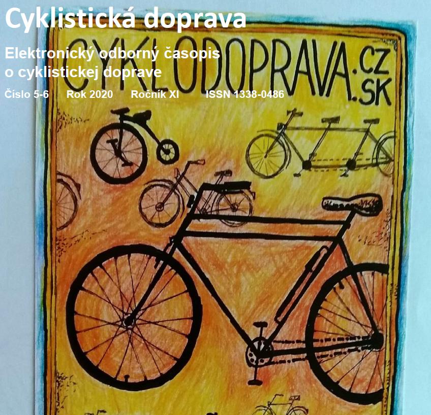 Spoločné májové a júnové číslo Cyklistickej dopravy