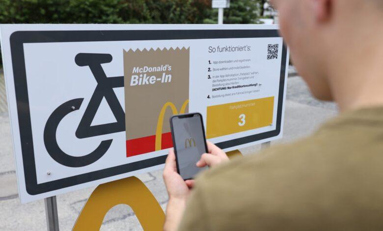 """V Nemecku testovali """"bike in"""""""