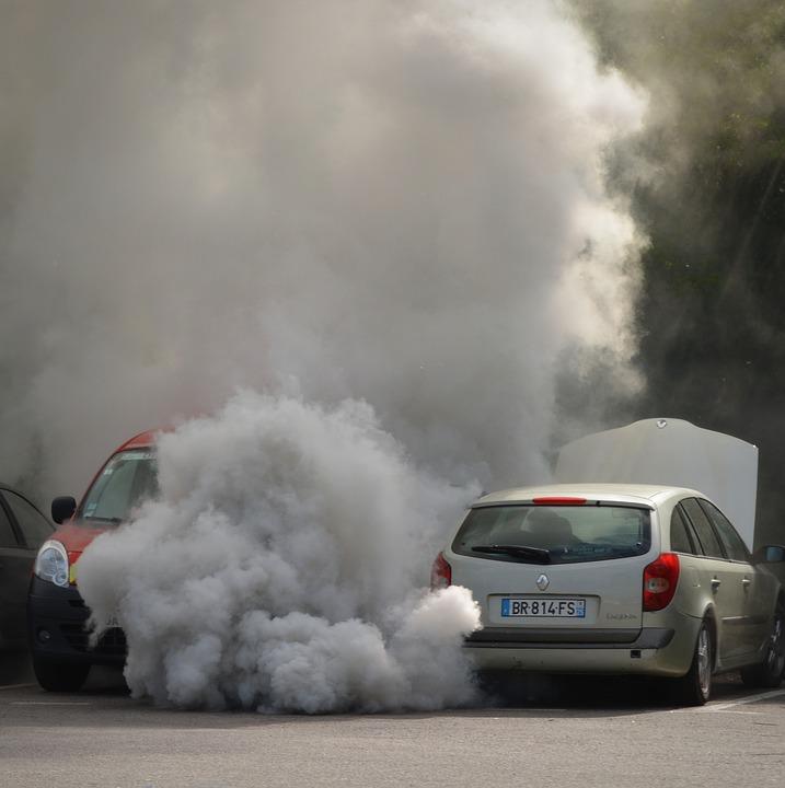 Šírenie Covidu19 môže ešte zhoršiť znečistenie ovzdušia autami