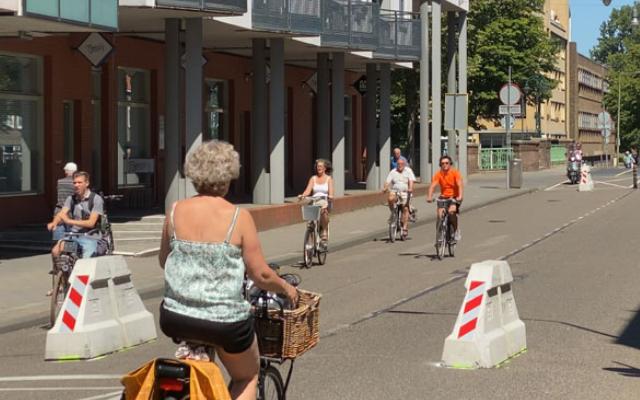 V s-Hertogenbosch uzavreli ulicu pre autá
