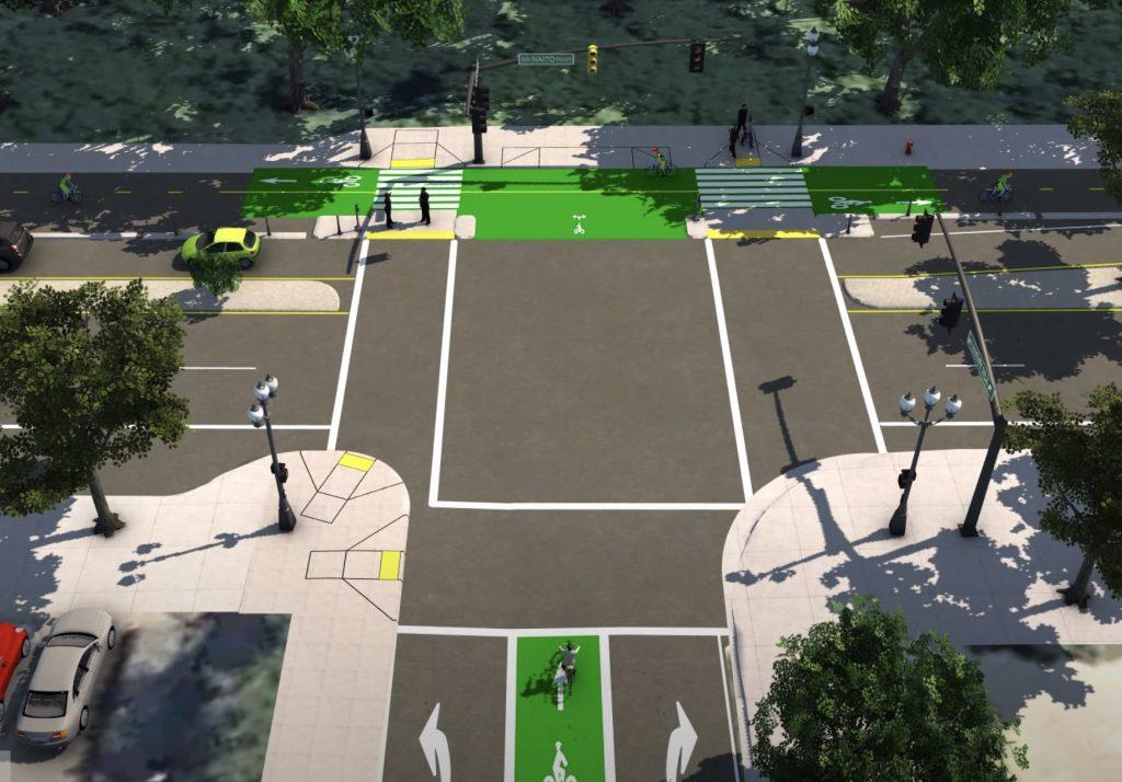 Portland plánuje zmenu ulice