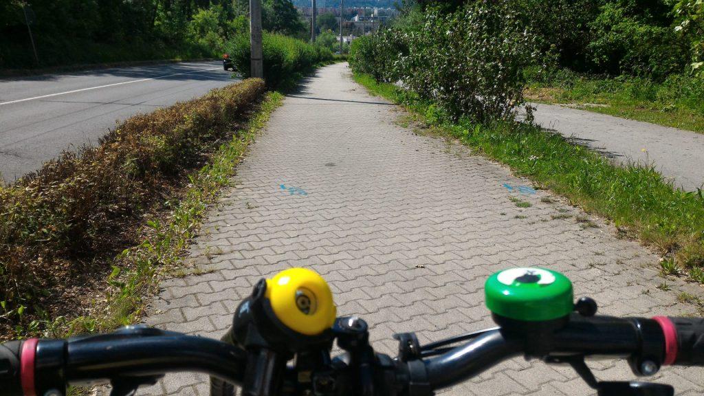 Podporte petíciu za výstavbu cyklotrasy Strečno-Nezbudská Lúčka – Lipovec