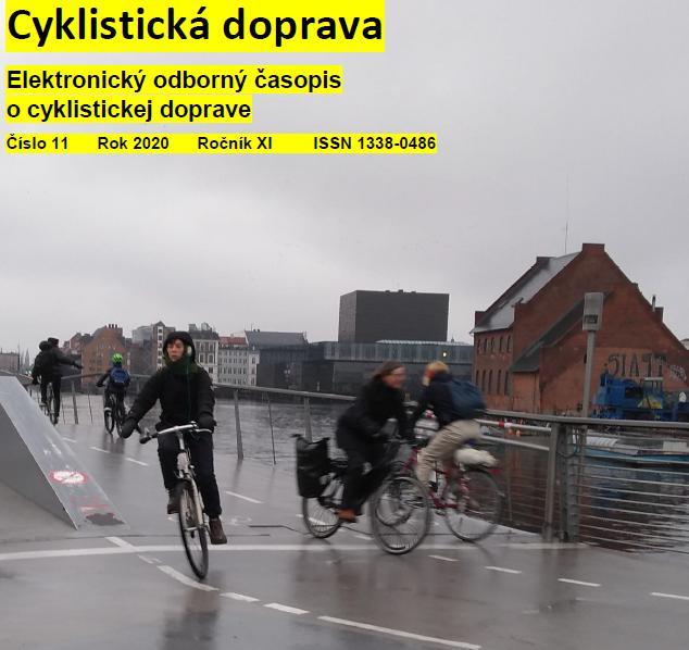 Novembrové číslo cyklistickej dopravy 2020