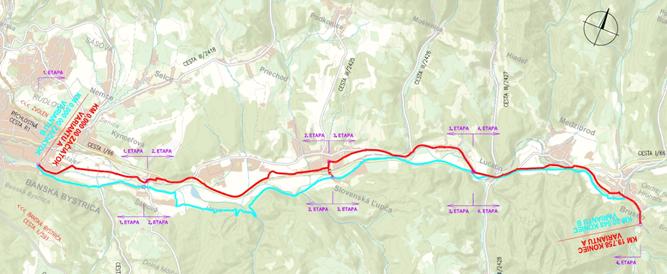BBSK už má projekt k cyklistickej trase  Banská Bystrica – Slovenská Ľupča -Brusno