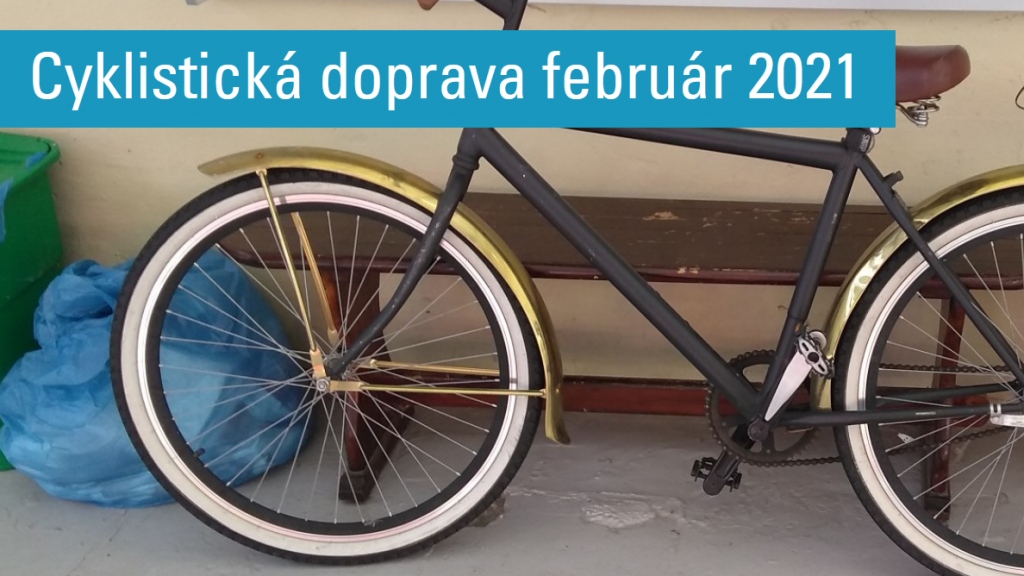 Februárové číslo Cyklistickej dopravy 2021