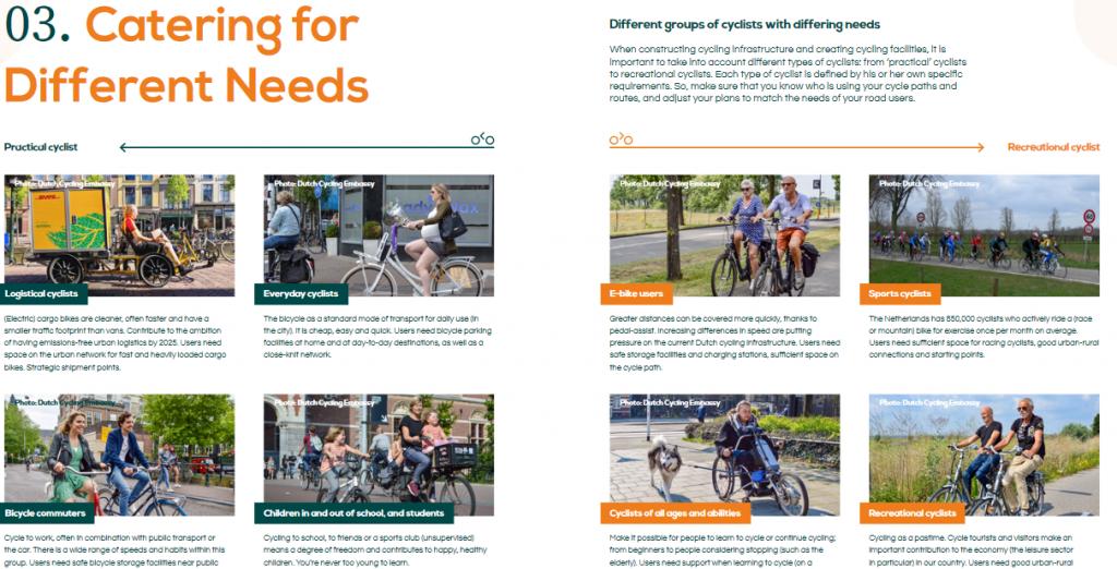 Stiahnite si knihu o cykloriešeniach z Holandska.