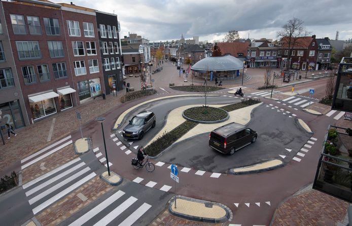 Ako vytvoriť 360° prednosť pre cyklistov a chodcov na okružnej križovatke?