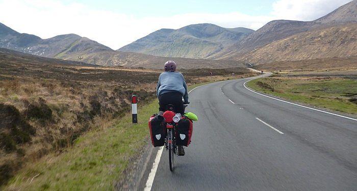 Škótsko zažilo minulý rok v cyklodoprave rok ako nijaký iný