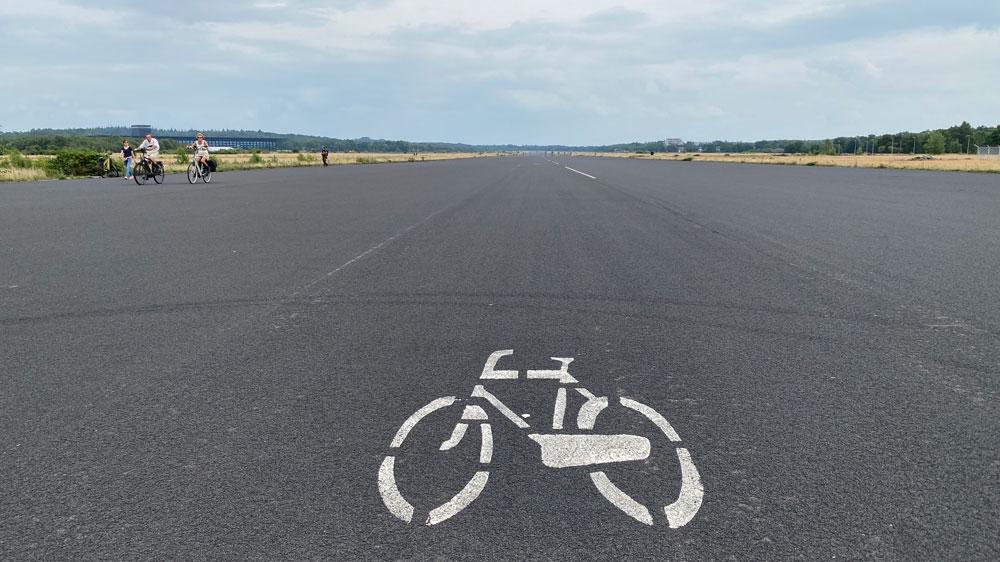 Najširšia cyklocestička je pri Utrechte